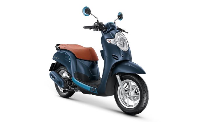 All-new Honda Scoopy i โฉมใหม่ดีไซน์จี๊ด ราคาเริ่มต้นไม่ถึงห้าหมื่น!