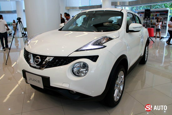 ราคารถยนต์ใหม่ป้ายแดงประจำเดือนมีนาคม 2558