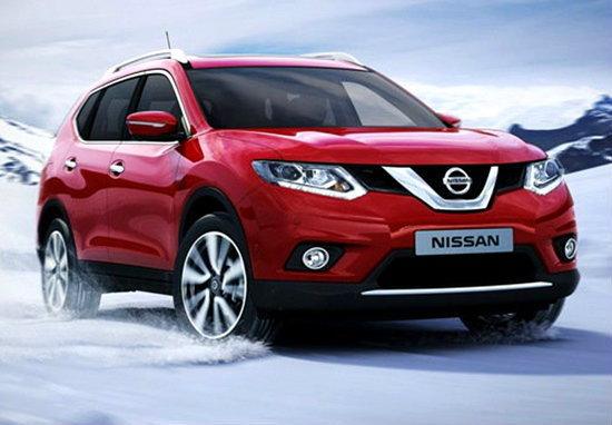 ราคารถใหม่ Nissan ในตลาดรถยนต์ประจำเดือนกันยายน 2558