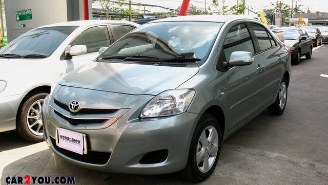 TOYOTA VIOS 1.5 J AT