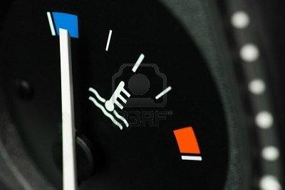 แปลกใจไหม..ทำไมรถใหม่ๆไม่มีเกจจ์วัดความร้อนเครื่องยนต์