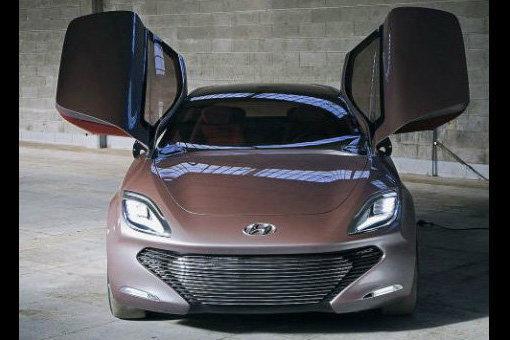 Sanook! Go For Green : Hyundai Ioniq หลุดก่อนงานโชว์ความงามของรถไฟฟ้าเกาหลี