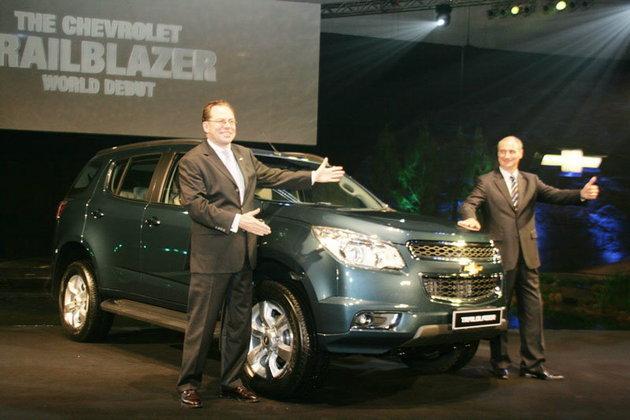 เปิดภาพ Chevrolet Trailblazer อเนกประสงค์น้องใหม่ พร้อมลุยมอเตอร์โชว์