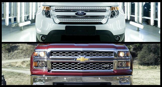 Ford-GM จับมือพัฒนาระบบเกียร์อัตโนมัติรุ่นใหม่