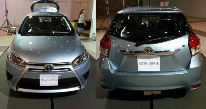 มาแล้ว! ราคา Toyota Yaris Eco Car 2014 ใหม่!?