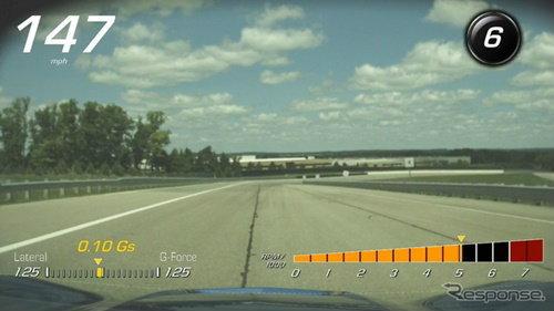 'Chevrolet Corvette' เตรียมติดกล้องหน้ารถ