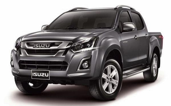 ราคารถใหม่ Isuzu ในตลาดรถประจำเดือนมีนาคม 2559