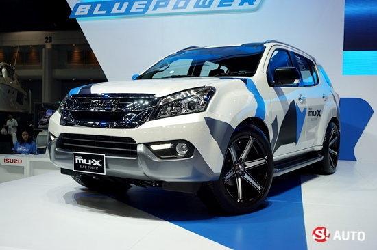 รถใหม่ Isuzu ในงาน Motor Show 2016