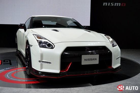 รถใหม่ Nissan ในงาน Motor Show 2016