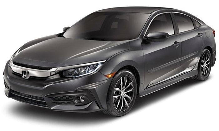 Honda Civic Si Turbo เวอร์ชั่นสปอร์ตเตรียมเปิดตัวที่สหรัฐฯ