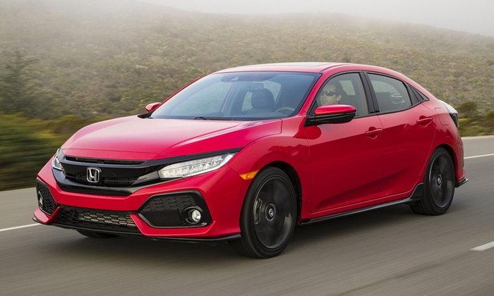2017 Honda Civic Hatchback ใหม่ เคาะเริ่ม 7.11 แสนในสหรัฐฯ