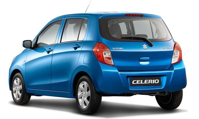 Suzuki Celerio ขึ้นแท่นรถยอดนิยมมือใหม่ในอังกฤษ