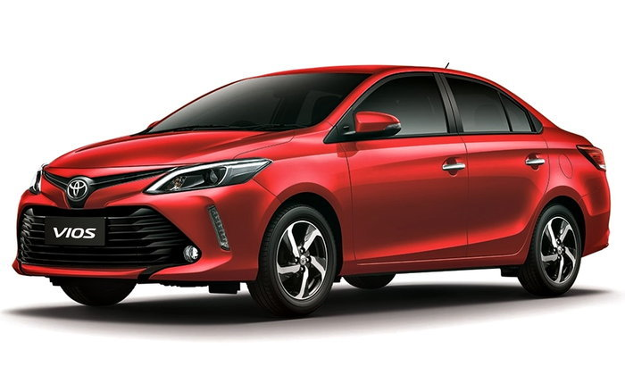 ราคารถใหม่ Toyota ในตลาดรถประจำเดือนกุมภาพันธ์ 2560