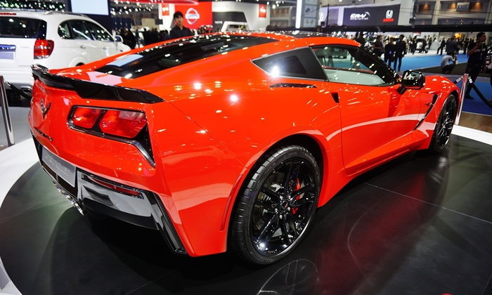 ราคารถใหม่ Chevrolet ในตลาดรถประจำเดือนพฤษภาคม 2560