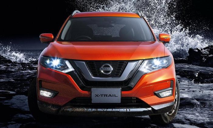 Nissan X-Trail 2017 ใหม่ พ่วงฟีเจอร์ขับขี่อัตโนมัติ เริ่มแค่ 6.79 แสนบาท