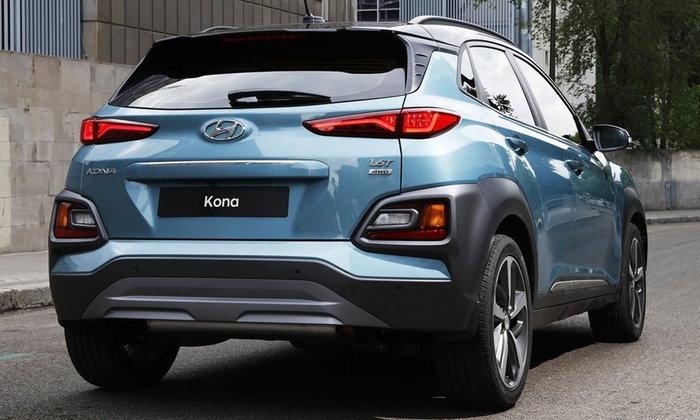 Hyundai Kona 2017 ใหม่ คู่แข่งล่าสุดของ C-HR และ HR-V