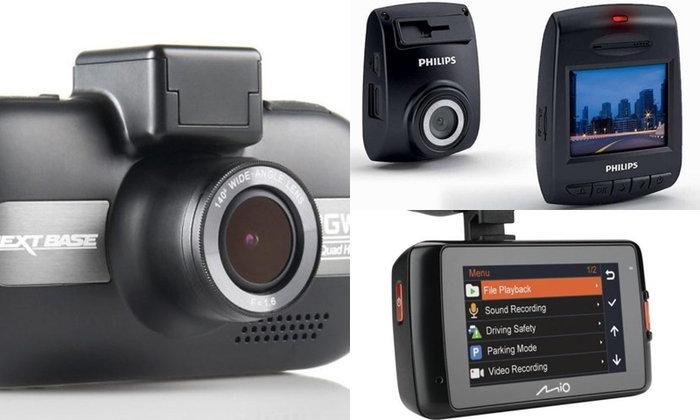 """สำรวจ """"กล้องติดรถ"""" รุ่นท็อปปี 2017 ก่อนใช้ลดเบี้ยประกัน"""