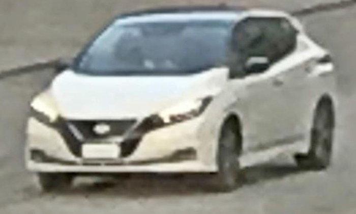 Nissan Leaf 2018 ใหม่ มีภาพหลุดเต็มตาก่อนเปิดตัวจริงกันยายนนี้