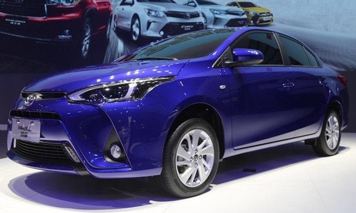 เจาะลึก 5 ไฮไลท์เด่น Toyota Yaris ATIV 2017 ใหม่ อีโคคาร์ซีดานรุ่นล่าสุด