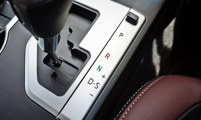 5 สิ่งที่ไม่ควรทำเมื่อขับรถเกียร์ออโต้..!