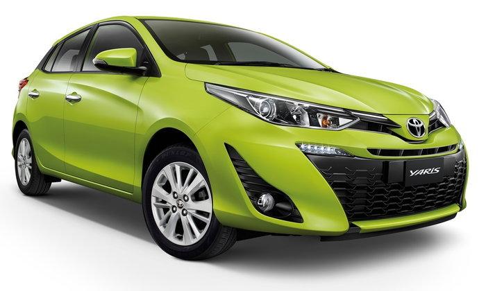 ราคารถใหม่ในตลาดรถยนต์ประจำเดือนตุลาคม 2560