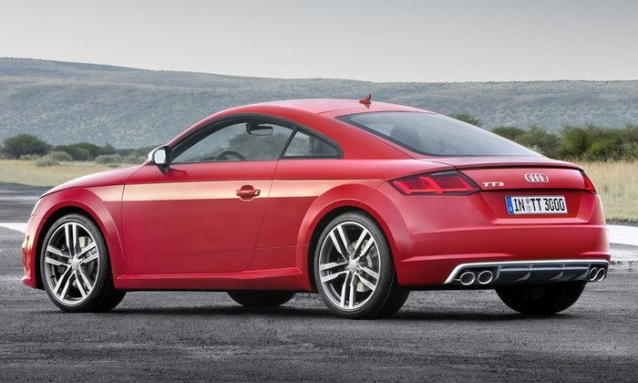 Audi TTS Coupé 2018 ใหม่ เคาะเริ่ม 4.499 ล้านบาทในไทย