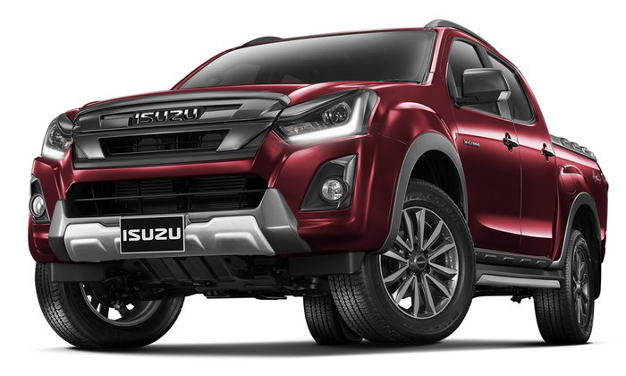 Isuzu D-Max 2018 ไมเนอร์เชนจ์ใหม่ ปรับราคาขึ้น 3,000 - 30,000 บาท