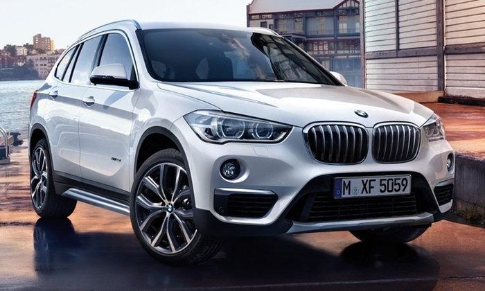 ราคารถใหม่ BMW ในตลาดรถยนต์ประจำเดือนกันยายน 2560