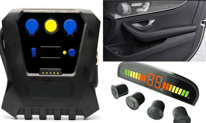 6 อุปกรณ์เสริมและของแต่งรถน่าซื้อติดไว้ใช้งาน