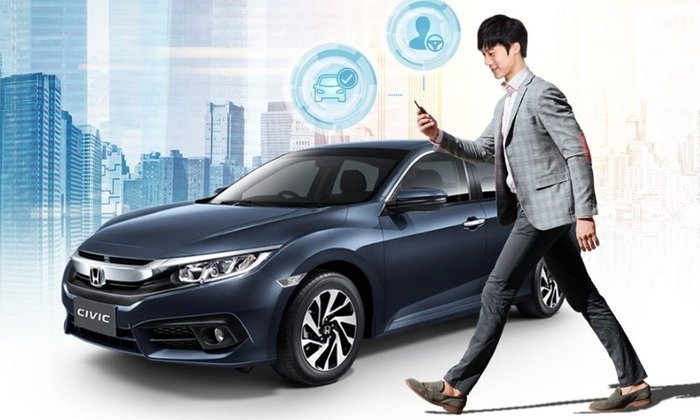 Honda Connect ใหม่ เพิ่มฟังก์ชั่นเชื่อมต่อมือถือ พร้อมใช้ในไทยกว่า 12 รุ่น ราคา 5,900 บาท
