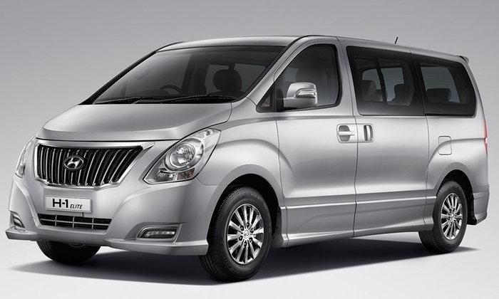 ราคารถใหม่ Hyundai ในตลาดรถยนต์ประจำเดือนมกราคม 2561