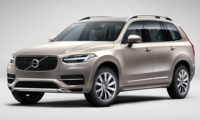 ราคารถใหม่ Volvo ในตลาดรถประจำเดือนมกราคม 2561