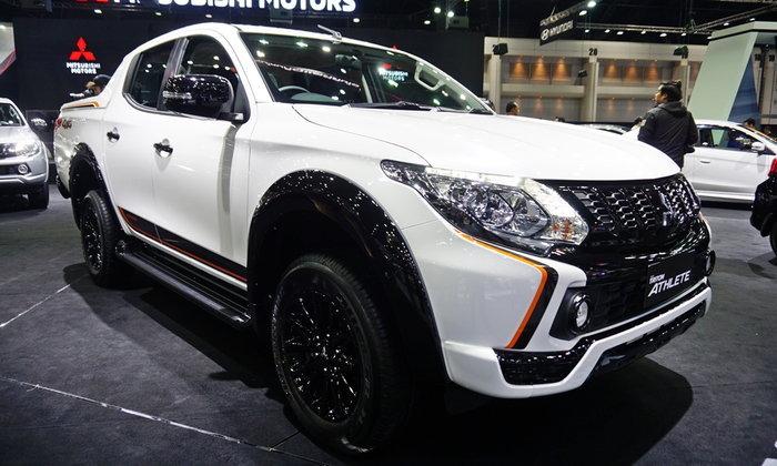 ราคารถใหม่ Mitsubishi ในตลาดรถยนต์ประจำเดือนมกราคม 2561