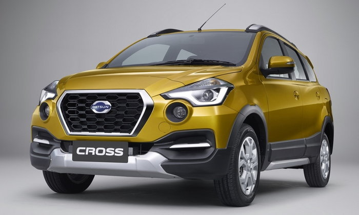 Datsun Cross 2018 ใหม่ ครอสโอเวอร์ราคาประหยัดเปิดตัวแล้วที่อินโดฯ
