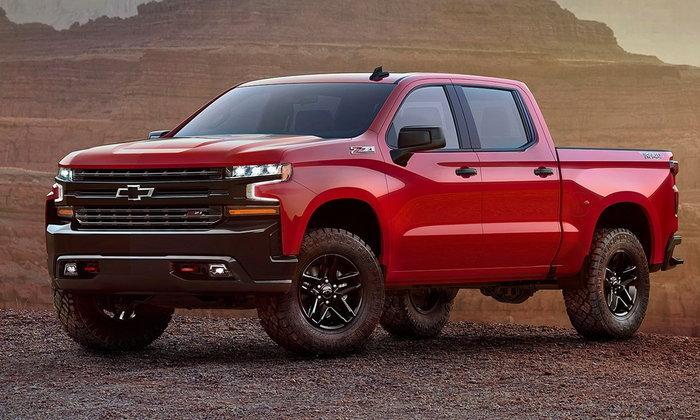 Chevrolet Silverado 2019 ใหม่ กระบะไซส์ยักษ์เปิดตัวแล้วในสหรัฐฯ