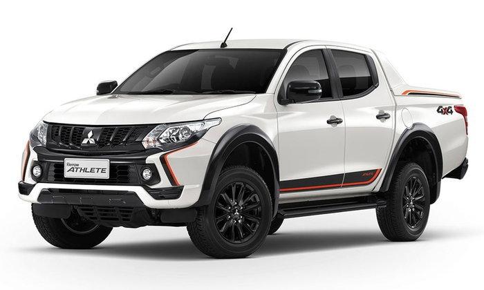 Mitsubishi Triton Athlete 2018 ใหม่
