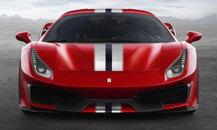 Ferrari 488 Pista 2018 ใหม่ ม้าตัวแรงพร้อมลงสนามเผยโฉมอย่างเป็นทางการแล้ว