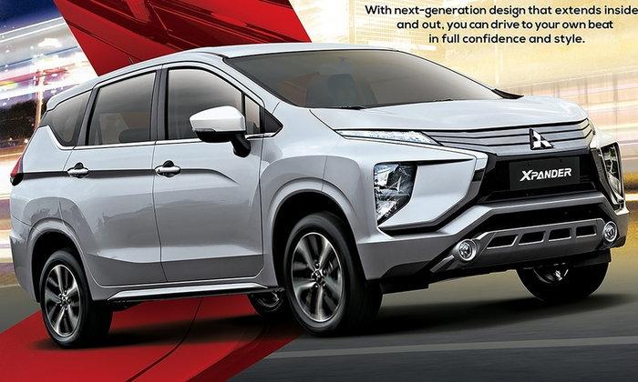 Mitsubishi Xpander 2018 ใหม่ เปิดตัวแล้วที่ฟิลิปปินส์ เคาะเริ่มเพียง 5.43 แสนบาท
