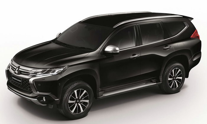 Mitsubishi Pajero Sport 2018 ใหม่ เพิ่มอ็อพชั่น 10 รายการ ปรับราคาขึ้น 7,000 - 10,000 บาท
