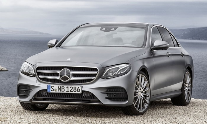 ราคารถใหม่ Mercedes-Benz ในตลาดรถประจำเดือนกุมภาพันธ์ 2561