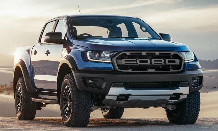 ราคารถใหม่ Ford ในตลาดรถยนต์ประจำเดือนกุมภาพันธ์ 2561