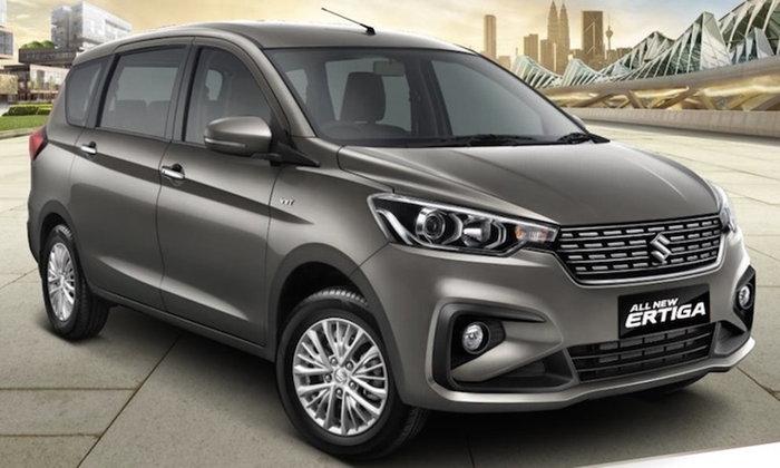 Suzuki Ertiga 2018 ใหม่ มีภาพหลุดโบรชัวร์พร้อมสเป็คที่อินโดนีเซีย