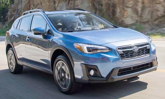 Subaru XV Hybrid 2018 ขุมพลังไฮบริดเสียบปลั๊กเตรียมขายจริงปีนี้