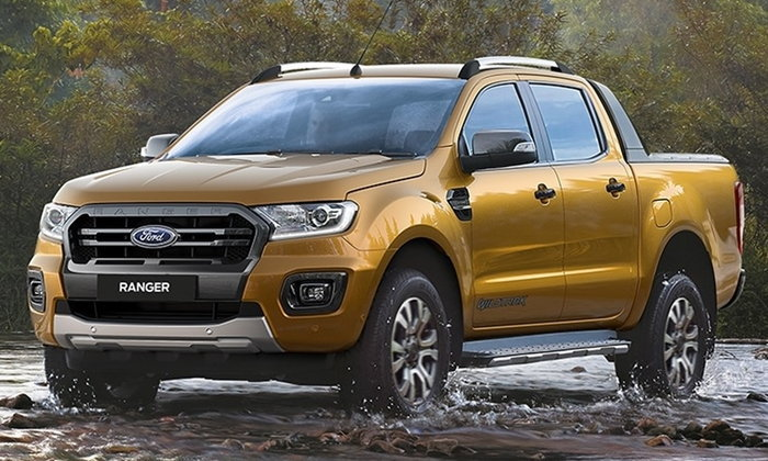 รู้จัก 5 ฟีเจอร์ใหม่ล่าสุดใน Ford Ranger 2018 โฉมไมเนอร์เชนจ์