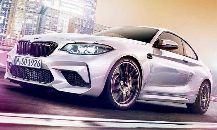 BMW M2 Competition 2018 ใหม่ จะใช้เครื่องยนต์เดียวกับ M4...!