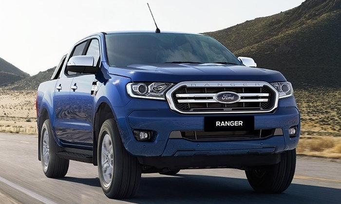 Ford Ranger 2018 ไมเนอร์เชนจ์ใหม่ เคาะวันเปิดตัวในไทย 20 กรกฎาคมนี้
