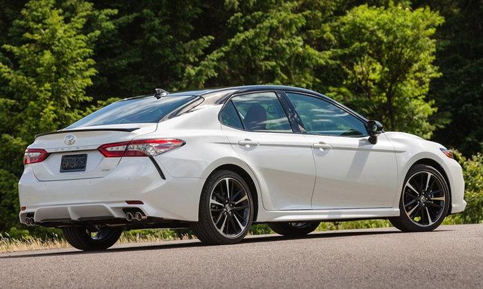 Toyota Camry 2018 เตรียมหวนทำตลาดในยุโรปครั้งแรกในรอบ 14 ปี