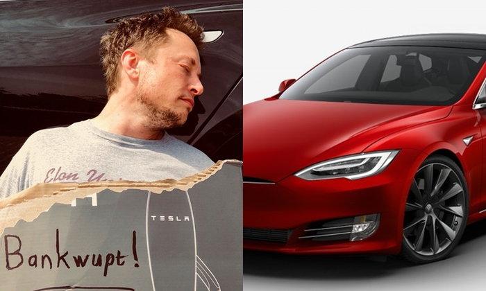 """เปิดผลงาน """"Elon Musk"""" ผู้สร้างรถไฟฟ้า Tesla ปฏิวัติยานยนต์โลก"""