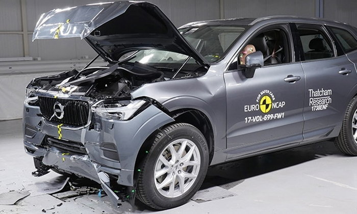 รถยนต์รุ่นใด ปลอดภัยที่สุดในโลก?