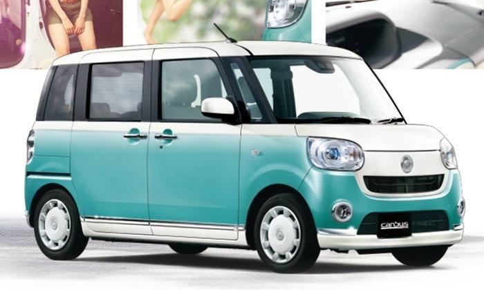 รวม 8 รถทรงกล่องสุดน่ารักจากประเทศญี่ปุ่น